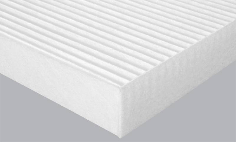 Aq1199 cabin air filter particulate media for Microgard cabin air filter