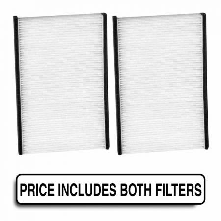 FilterHeads - AQ1006 Cabin Air Filter - Particulate Media