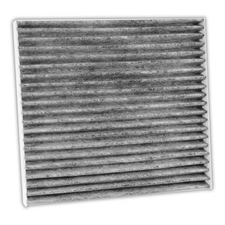 FilterHeads - AQ1044C Cabin Air Filter - Carbon Media, Absorbs Odors