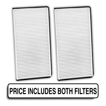 FilterHeads - AQ1056 Cabin Air Filter - Particulate Media