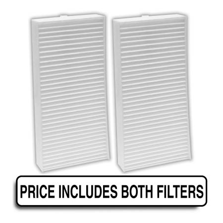 FilterHeads - AQ1095 Cabin Air Filter - Particulate Media