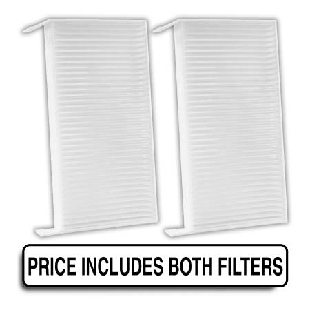FilterHeads - AQ1137 Cabin Air Filter - Particulate Media