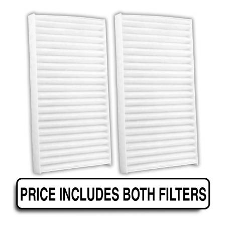 FilterHeads - AQ1142 Cabin Air Filter - Particulate Media