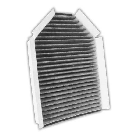 FilterHeads - AQ1160C Cabin Air Filter - Carbon Media, Absorbs Odors