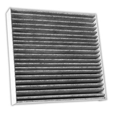 FilterHeads - AQ1215C Cabin Air Filter - Carbon Media, Absorbs Odors