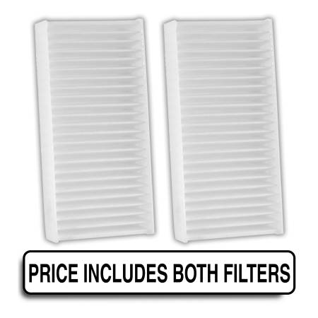 FilterHeads - AQ1229 Cabin Air Filter - Particulate Media