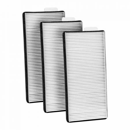 FilterHeads - AQ1004 Cabin Air Filter - Particulate Media 3PK - Buy 2, Get 1 Free!