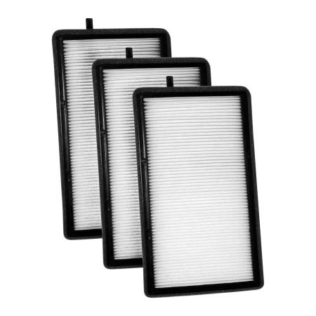 FilterHeads - AQ1011 Cabin Air Filter - Particulate Media 3PK - Buy 2, Get 1 Free!
