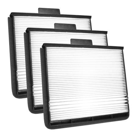 FilterHeads - AQ1018 Cabin Air Filter - Particulate Media 3PK - Buy 2, Get 1 Free!