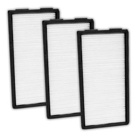 FilterHeads - AQ1020 Cabin Air Filter - Particulate Media 3PK - Buy 2, Get 1 Free!