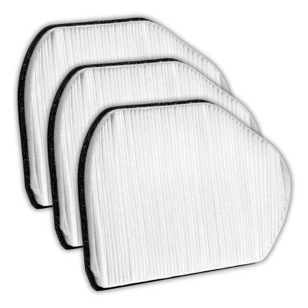 FilterHeads - AQ1024 Cabin Air Filter - Particulate Media 3PK - Buy 2, Get 1 Free!
