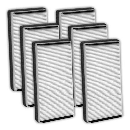 FilterHeads - AQ1025 Cabin Air Filter - Particulate Media 3PK - Buy 2, Get 1 Free!