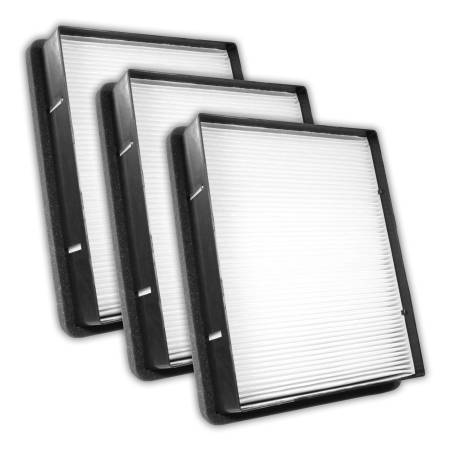FilterHeads - AQ1026 Cabin Air Filter - Particulate Media 3PK - Buy 2, Get 1 Free!