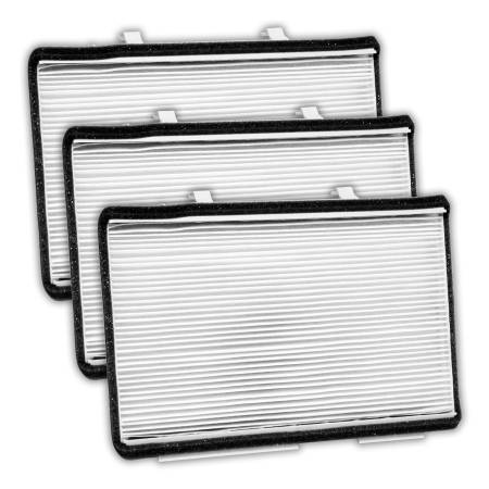 FilterHeads - AQ1029 Cabin Air Filter - Particulate Media 3PK - Buy 2, Get 1 Free!
