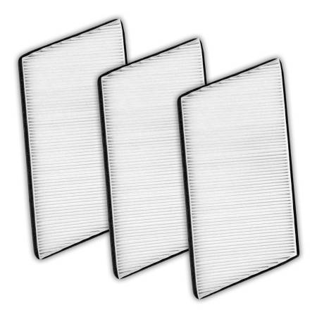 FilterHeads - AQ1030 Cabin Air Filter - Particulate Media 3PK - Buy 2, Get 1 Free!