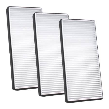 FilterHeads - AQ1034 Cabin Air Filter - Particulate Media 3PK - Buy 2, Get 1 Free!