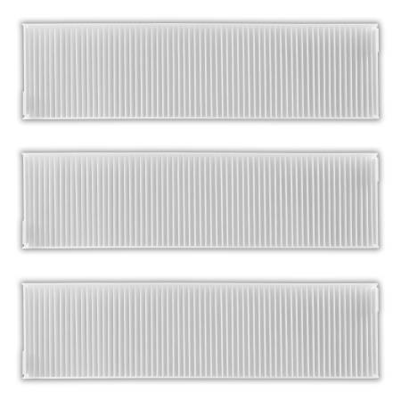 FilterHeads - AQ1047 Cabin Air Filter - Particulate Media 3PK - Buy 2, Get 1 Free!