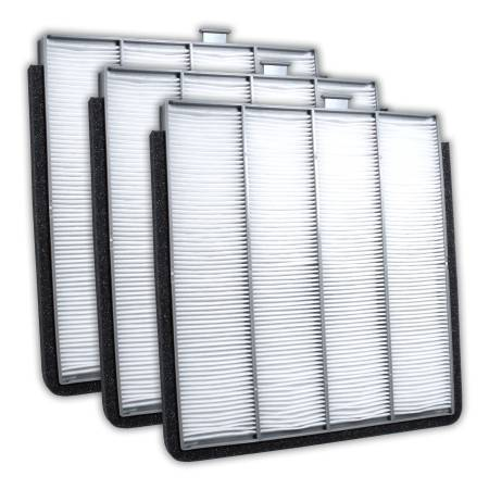 FilterHeads - AQ1054 Cabin Air Filter - Particulate Media 3PK - Buy 2, Get 1 Free!