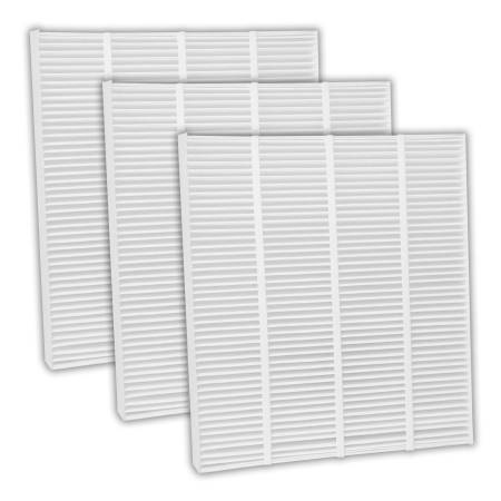 FilterHeads - AQ1071 Cabin Air Filter - Particulate Media 3PK - Buy 2, Get 1 Free!