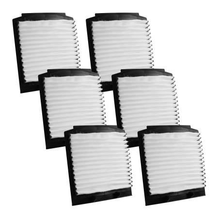FilterHeads - AQ1092 Cabin Air Filter - Particulate Media 3PK - Buy 2, Get 1 Free!