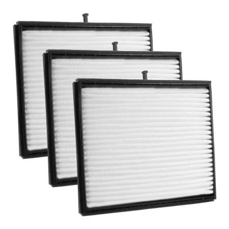 FilterHeads - AQ1106 Cabin Air Filter - Particulate Media 3PK - Buy 2, Get 1 Free!