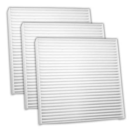 FilterHeads - AQ1111 Cabin Air Filter - Particulate Media 3PK - Buy 2, Get 1 Free!