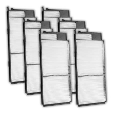 FilterHeads - AQ1117 Cabin Air Filter - Particulate Media 3PK - Buy 2, Get 1 Free!