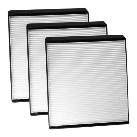 FilterHeads - AQ1120 Cabin Air Filter - Particulate Media 3PK - Buy 2, Get 1 Free!