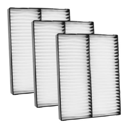 FilterHeads - AQ1124 Cabin Air Filter - Particulate Media 3PK - Buy 2, Get 1 Free!
