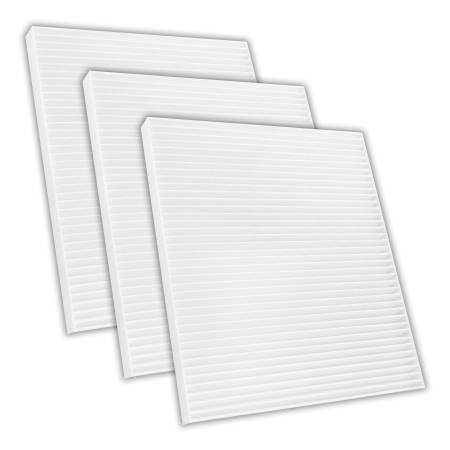 FilterHeads - AQ1127 Cabin Air Filter - Particulate Media 3PK - Buy 2, Get 1 Free!
