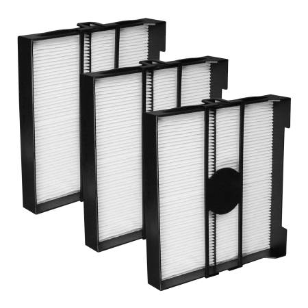 FilterHeads - AQ1128 Cabin Air Filter - Particulate Media 3PK - Buy 2, Get 1 Free!