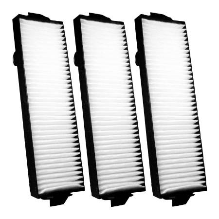 FilterHeads - AQ1162 Cabin Air Filter - Particulate Media 3PK - Buy 2, Get 1 Free!