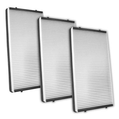 FilterHeads - AQ1165 Cabin Air Filter - Particulate Media 3PK - Buy 2, Get 1 Free!