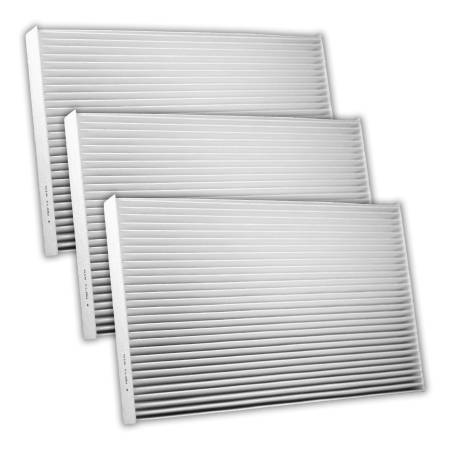 FilterHeads - AQ1172 Cabin Air Filter - Particulate Media 3PK - Buy 2, Get 1 Free!