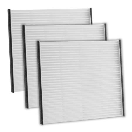 FilterHeads - AQ1174 Cabin Air Filter - Particulate Media 3PK - Buy 2, Get 1 Free!
