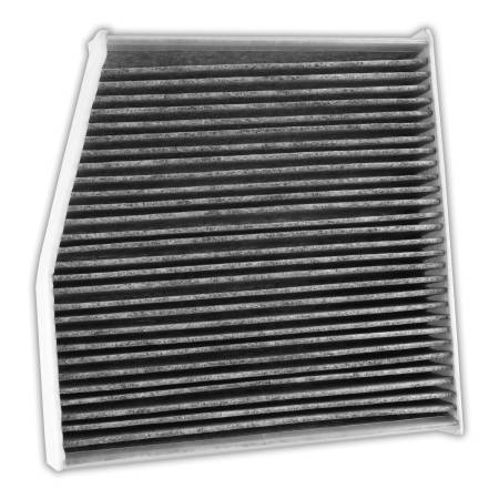FilterHeads - AQ1245C Cabin Air Filter - Carbon Media, Absorbs Odors