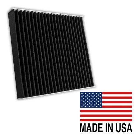 FilterHeads - AQ1248C Cabin Air Filter - Carbon Media, Absorbs Odors