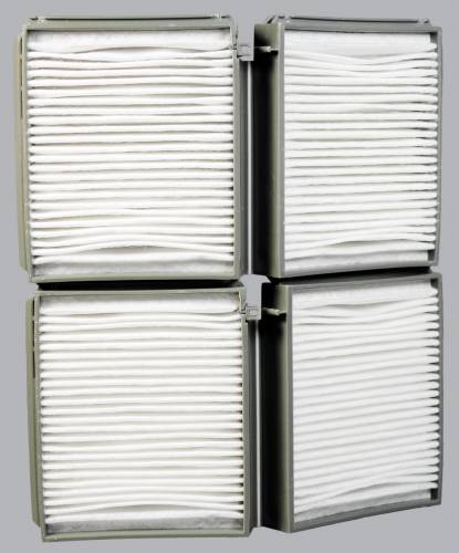 FilterHeads - AQ1201 Cabin Air Filter - Particulate Media