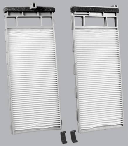 FilterHeads - AQ1204 Cabin Air Filter - Particulate Media