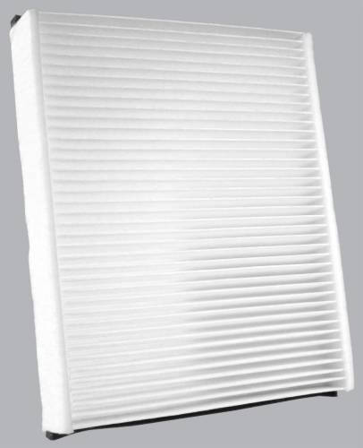 FilterHeads - AQ1211 Cabin Air Filter - Particulate Media