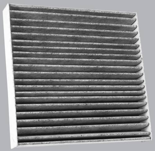 FilterHeads - AQ1215C Cabin Air Filter - Carbon Media, Absorbs Odors