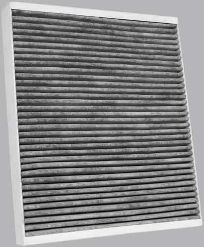 FilterHeads - AQ1223C Cabin Air Filter - Carbon Media, Absorbs Odors