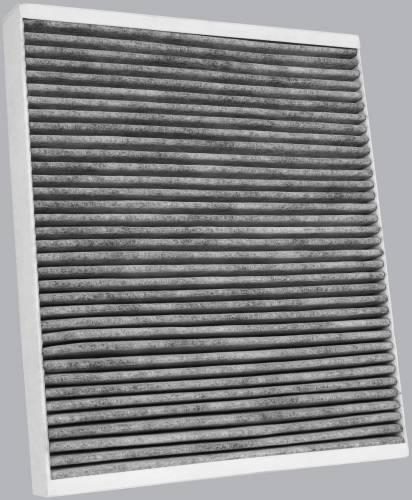 FilterHeads - AQ1223C Cabin Air Filter - Carbon Media, Absorbs Odors