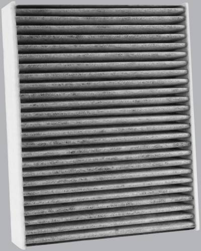 FilterHeads - AQ1238C Cabin Air Filter - Carbon Media, Absorbs Odors