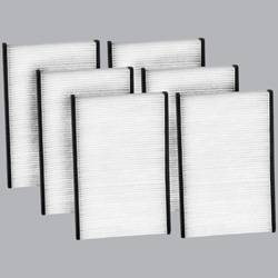 FilterHeads - AQ1006 Cabin Air Filter - Particulate Media 3PK - Buy 2, Get 1 Free!
