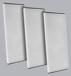 FilterHeads - AQ1012 Cabin Air Filter - Particulate Media 3PK - Buy 2, Get 1 Free!