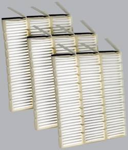 FilterHeads - AQ1032 Cabin Air Filter - Particulate Media 3PK - Buy 2, Get 1 Free!