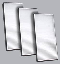 FilterHeads - AQ1034 Cabin Air Filter - Particulate Media 3PK - Buy 2, Get 1 Free!