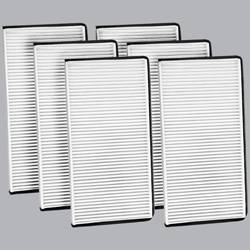 FilterHeads - AQ1056 Cabin Air Filter - Particulate Media 3PK - Buy 2, Get 1 Free!