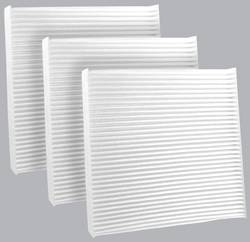 FilterHeads - AQ1058 Cabin Air Filter - Particulate Media 3PK - Buy 2, Get 1 Free!